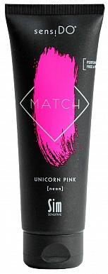 SensiDO Match Unicorn Pink (neon) краситель прямого действия розовый неонов125мл