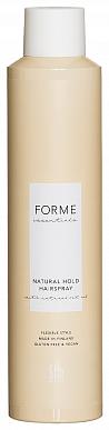 Forme Natural Hold Hairspray Лак для волос средней фиксации 300мл