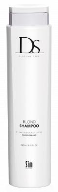 DS Blonde Shampoo Шампунь для светлых и седых волос 250 мл