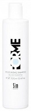 FORME Moisturizing Shampoo Forme Шампунь для вол300мл