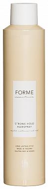 Forme Strong Hold Hairspray Лак для волос сильной фиксации 300мл