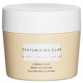 Forme Texturizing Clay Текстурирующая глина с маслом семян овса 50мл