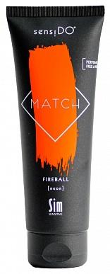 SensiDO Match Fireball (neon) краситель прямого действия оранжевый неоновый 125мл
