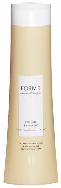 Forme Volume Shampoo Шампунь для объема норм, тонких волос с маслом овса 300мл