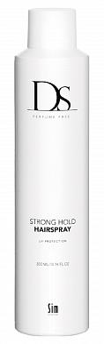 DS Strong Hold Hairspray лак для волос сильной фиксации 300 мл