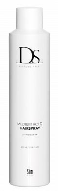 DS Medium Hold Hairspay лак для волос средней фиксации 300мл