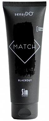 SensiDO Match Blackout краситель прямого действия черный 125мл