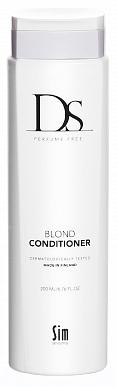 DS Blonde Conditioner Кондиционер для светлых и седых волос 200мл