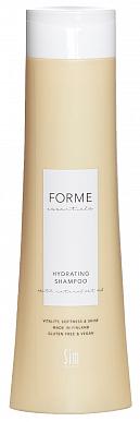 Forme Hydrating Shampoo Увлажняющий шампунь с маслом семян овса 300мл