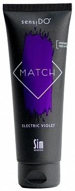 SensiDO Match Electric Violet краситель прямого действия фиолетовый 125мл